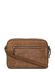 Addison cross-body - SUEDE LATTE
