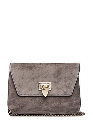 Cleva small pouch - SUEDE GREY