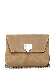 Cleva small pouch - SUEDE SAFARI