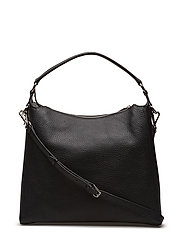 Saga big shoulder - BLACK
