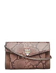 Karen Clutch Bags Clutches Brun DECADENT