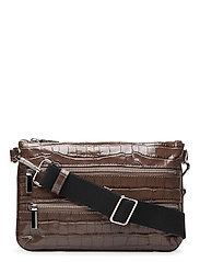 Belt bag - CROCO MOCHA