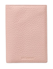 Nelly passport cover - SOFT PINK