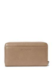 Zip wallet - STONE