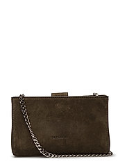 Rose Cross Body - SUEDE ARMY