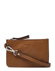 Elisa mobile purse - COGNAC