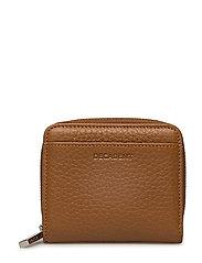 Small wallet - COGNAC