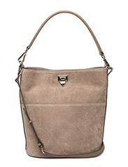 Decadent - Big Bucket Bag W/Buckle