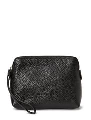 Hannah makeup purse - BLACK