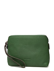 Hannah makeup purse - GREEN