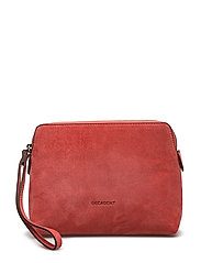 Hannah makeup purse - SUEDE BLOSSOM