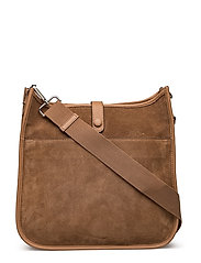 Decadent - Cross Body Bag With Canvas