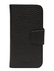 Brenda iphone 7/8 flip cover - BLACK