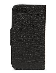 Decadent - Brenda iphone 7/8 flip cover - mobile accessories - black - 1