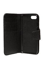 Decadent - Brenda iphone 7/8 flip cover - mobile accessories - black - 3