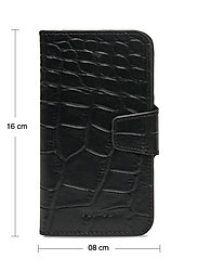 Decadent - Alana iPhone 11 flip cover - puhelimen kuoret - croco black - 4