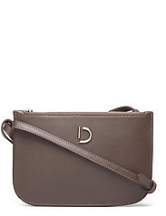Marcia small double bag - NAPPA MOCHA