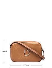 Decadent - Brianna cross-body bag - shoulder bags - cognac - 4