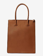 Decadent - Working Bag One Pocket - fashion shoppers - cognac - 3