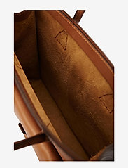 Decadent - Working Bag One Pocket - fashion shoppers - cognac - 5