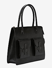 Decadent - Working Bag Two Pocket - fashion shoppers - black - 2