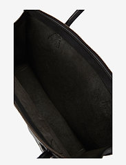 Decadent - Working Bag Two Pocket - fashion shoppers - black - 5