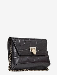 Decadent - Cleva small pouch - shoulder bags - croco black - 2