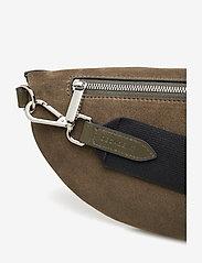 Decadent - Paris bumbag - belt bags - suede army - 5
