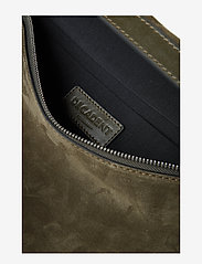 Decadent - Paris bumbag - belt bags - suede army - 6