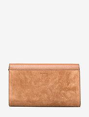 Decadent - Janice clutch with strap - olkalaukut - suede cognac - 2