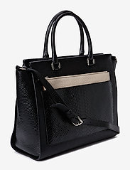 Decadent - Working bag with clutch and strap - henkeltaschen - black - 2