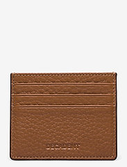 Decadent - Two side card holder - kaart houders - cognac - 0