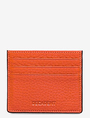 Decadent - Two side card holder - kaart houders - tomato - 0