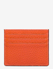 Decadent - Two side card holder - kaart houders - tomato - 1