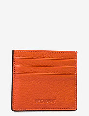 Decadent - Two side card holder - kaart houders - tomato - 2