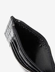 Decadent - Ellie card holder - card holders - croco black - 3