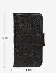 Decadent - Lea iPhone X/Xs flip cover - mobile accessories - anaconda black - 4