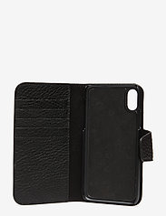 Decadent - Lea iPhone X/Xs flip cover - mobile accessories - black - 3