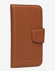 Decadent - Lea iPhone X/Xs flip cover - puhelinkotelo - cognac - 2