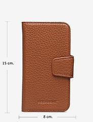 Decadent - Lea iPhone X/Xs flip cover - puhelinkotelo - cognac - 4