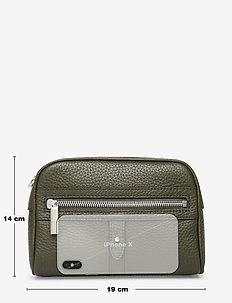 Patricia belt bag - vyölaukut - army