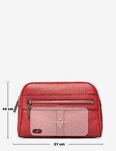 Patricia belt bag - vyölaukut - scarlet red