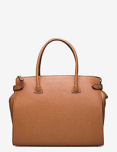 Meryl Big shopper - henkeltaschen - cognac