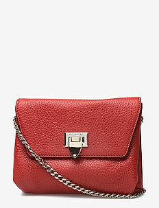 Cleva small pouch - torby na ramię - scarlet red