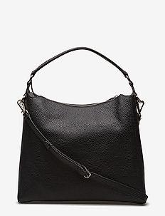 Saga big shoulder - torebki - black