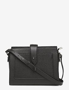 Riley shoulder bag - skuldertasker - black