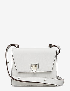 Shirley crossover - shoulder bags - white