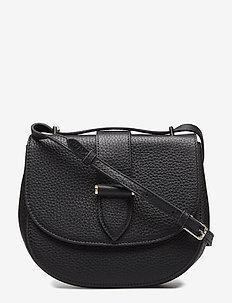 Kim satchel bag - BLACK