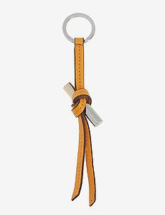 Olivia key ring - GOLDEN YELLOW