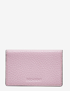Kelly card holder - PALE VIOLET